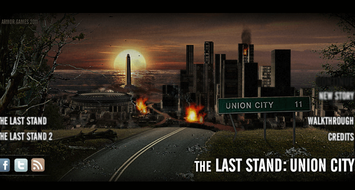 Last Stand Union City Unblocked Fun Unblocked Games for