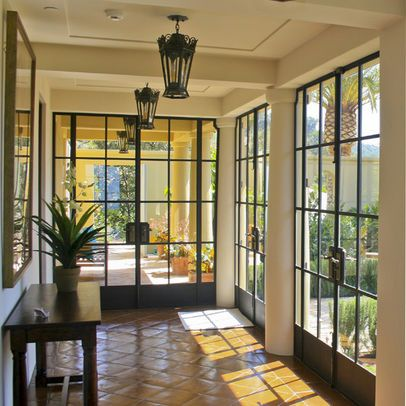 Remove Kitchen Window And Add A Set Of Four Black Doors