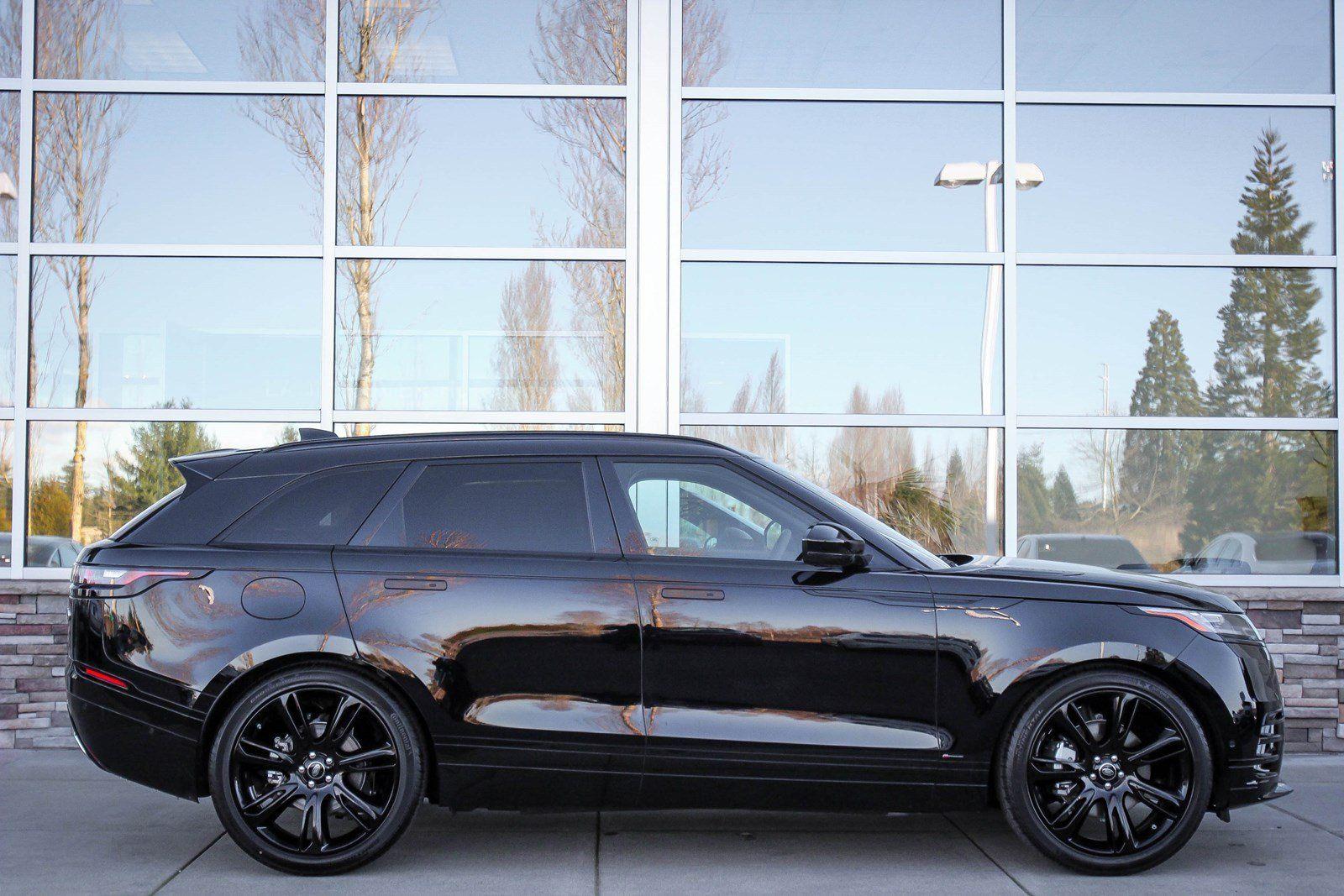 75 New Suvs In Stock Edmonds Land Rover Seattle Range Rover Black Land Rover Range Rover