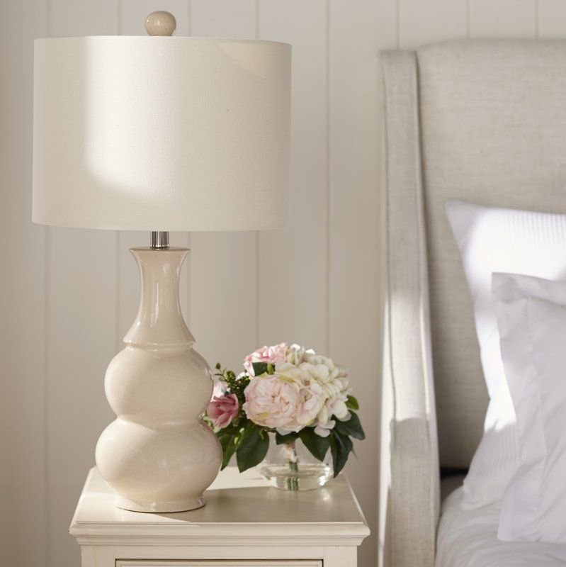 Miltiades 26 5 table lamp reviews birch lane