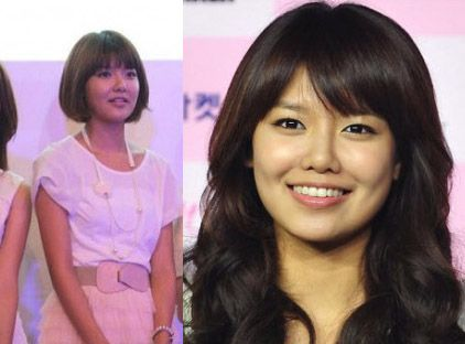 Soo Young Plastic Surgery Before And After Pic New Hair Look Hair Styles Long Wavy Hair