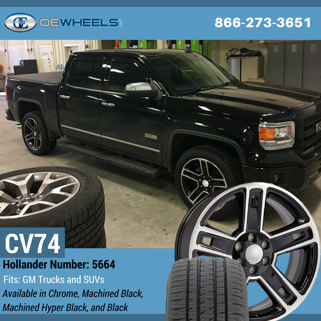 Pin By Oe Wheels On Chevy Trucks And Gmc Trucks With Upgraded Wheels Rims For Sale Gm Trucks Chevy Trucks