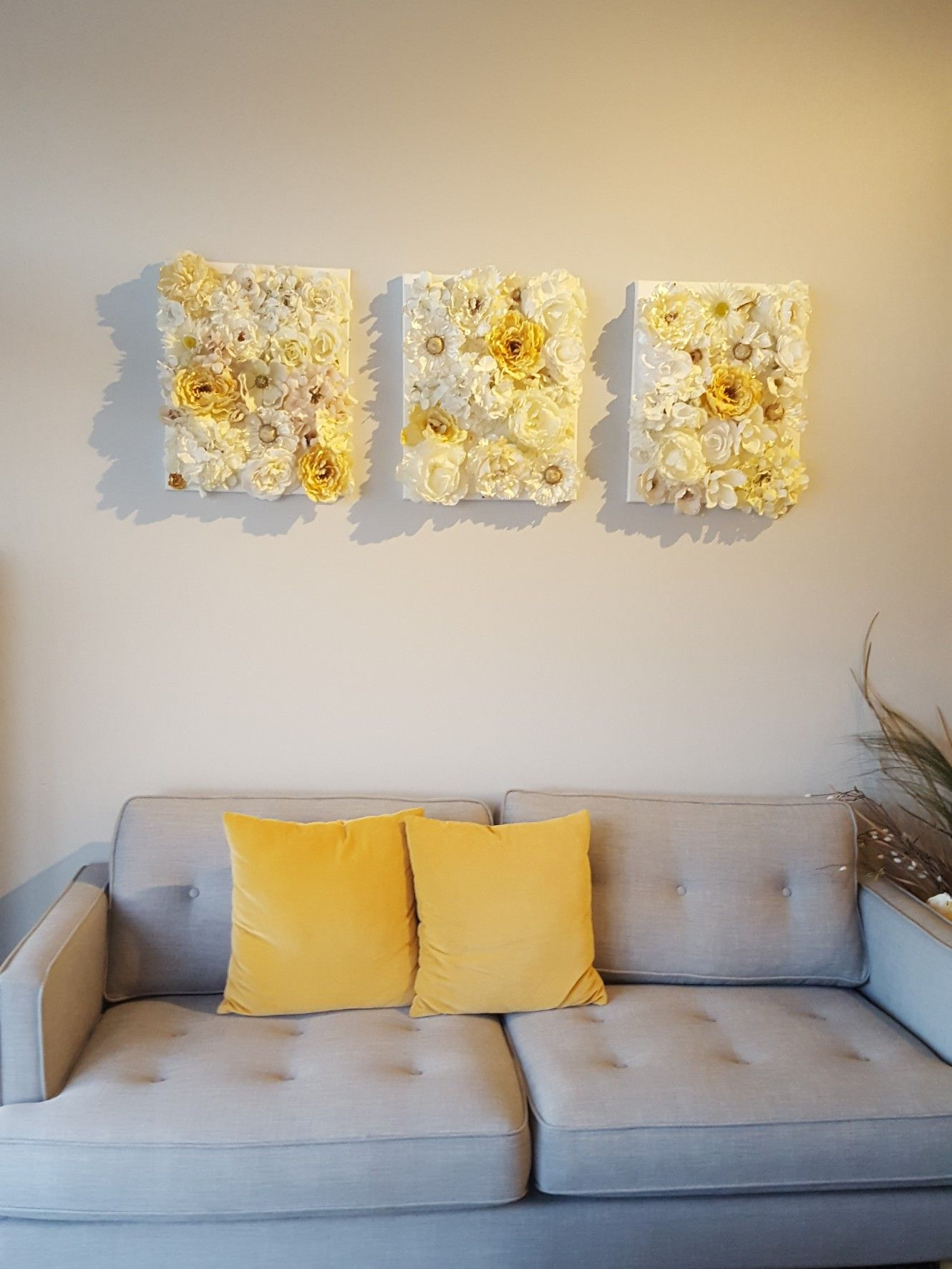 Exelent Floral Wall Decorations Photos - Art & Wall Decor ...