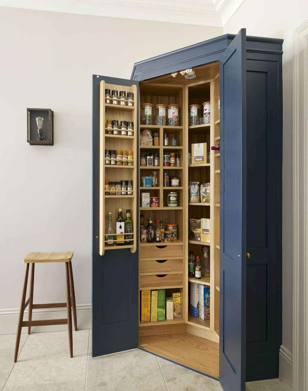 70 brilliant kitchen cabinet organization and tips ideas pantry design freestanding kitchen on kitchen cabinets pantry id=75320