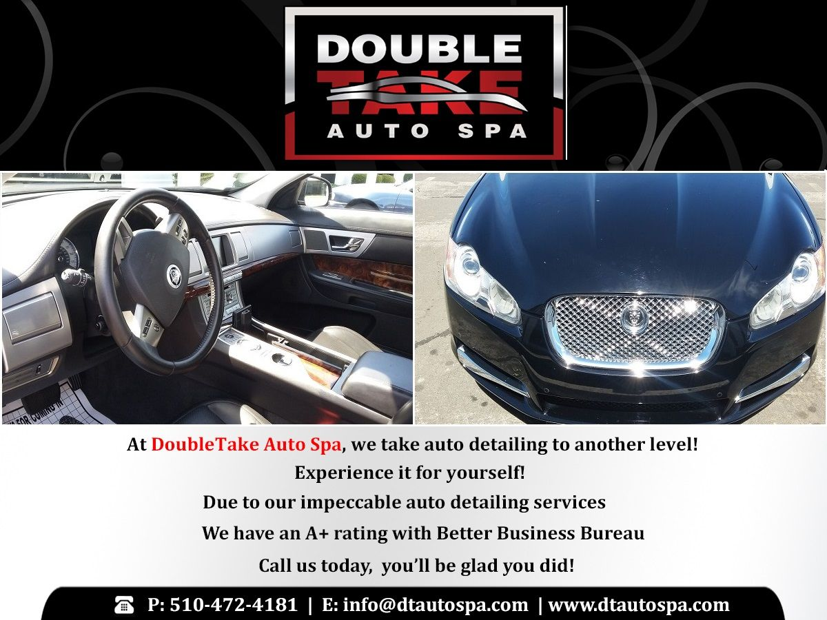 Hiring A Professional Auto Detailing Service To Take Care Of Your Car Makes Lot Sense At Double Spa We Provide The Most Affordable