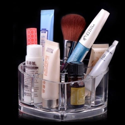 Beauty Acrylic - Love Heart Acrylic Cosmetic Organizer Makeup Brushes Holder 1057, $12.88 (http://www.beautyacrylic.com/products/love-heart-acrylic-cosmetic-organizer-makeup-brushes-holder-1057.html)