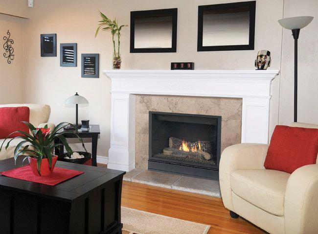 New Fireplace Installed In Prairie Village Kansas By Henges