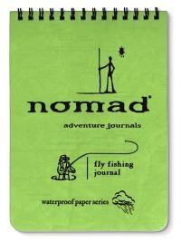 Www Nomadjournals Com Journal Flyfishing Php Fly Fishing Waterproof Paper Journal