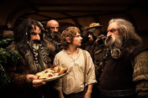 I'm not as excited about the dwarves as I am the rest of the movie.  I'm dying to see Smaug.