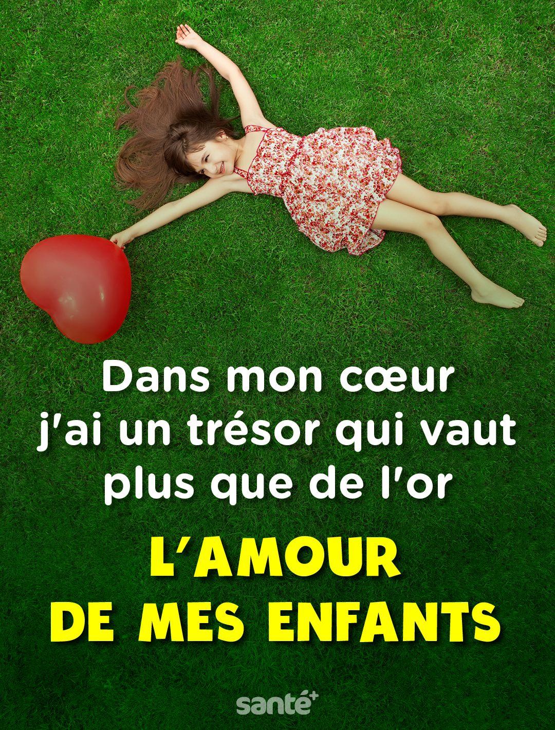 Dans Mon Cœur J Ai Un Tresor Qui Vaut Plus Que De L Or L Amour De Mes Enfants Love My Kids Love Technician