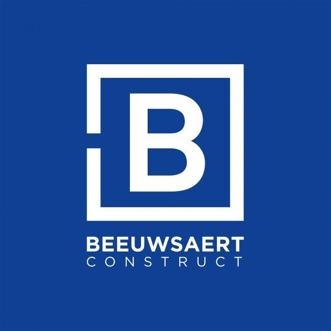 Logo Beeuwsaert Construct | MAISTER creative service unit | See more @ http://www.maister.be/portfolio/beeuwsaert-construct #logo #beeuwsaert #construction