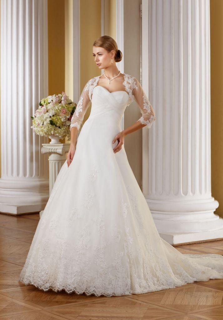 affezione - Brautkleid Kollektion 2014 | Traumhafte Hochzeitskleider ...