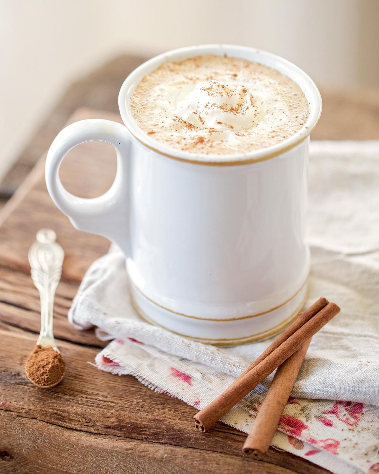 How To Make Your Own Pumpkin Spice Latte (Without The