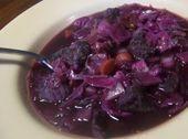 Crock Pot Russian Cabbage Soup  soups
