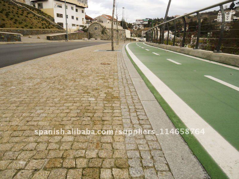 Adoquines granito piedra pisos pisos pinterest for Adoquines de granito