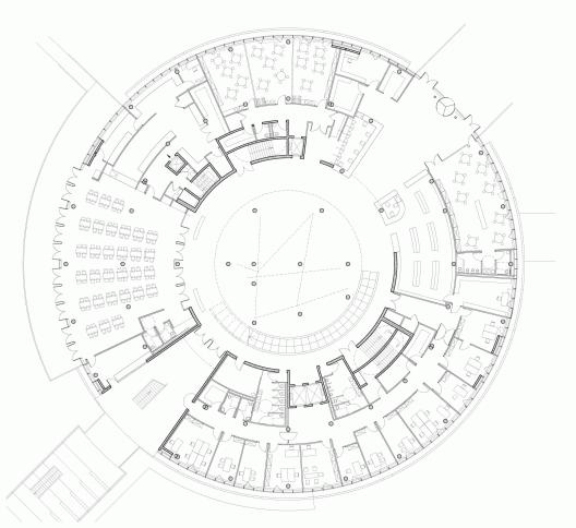 Alesia Museum Bernard Tschumi Architects