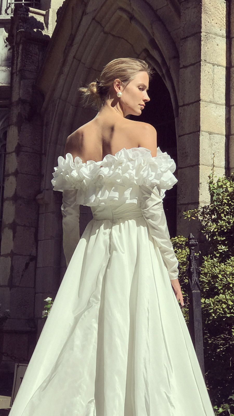Gorgeous Jessa Wedding Dress By Alon Livn From The 2019 Livne