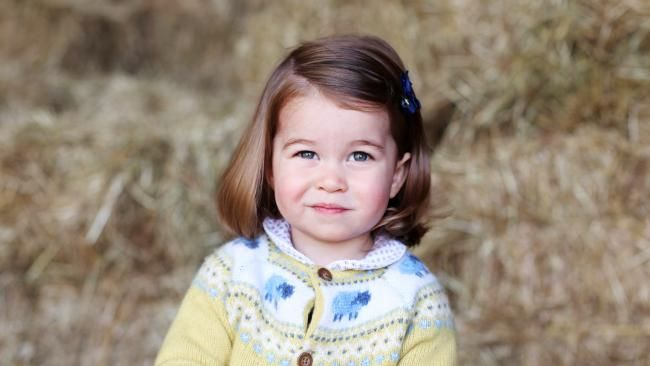 Princess Charlotte turns two Royal Family Prince George