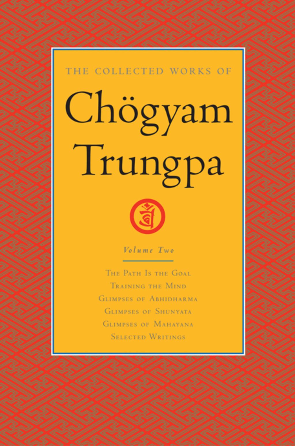 The Collected Works Of Chogyam Trungpa Volume 2 Ebook In 2019