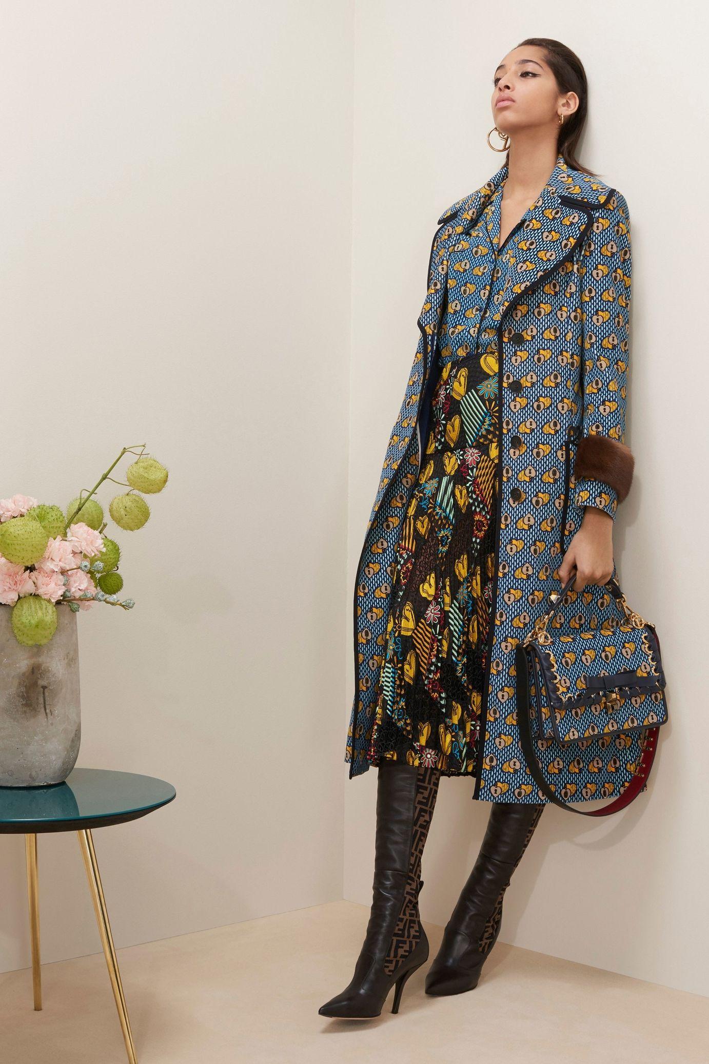 72291a6399f08 Défilés en 2019 | Lookbook & Editorial | Fendi, Mode femme et ...