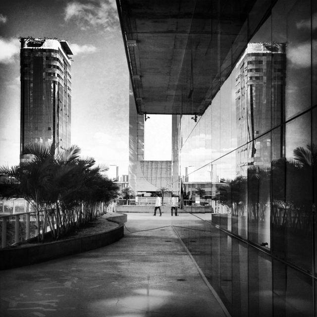 Apex Brasília. Reflexo