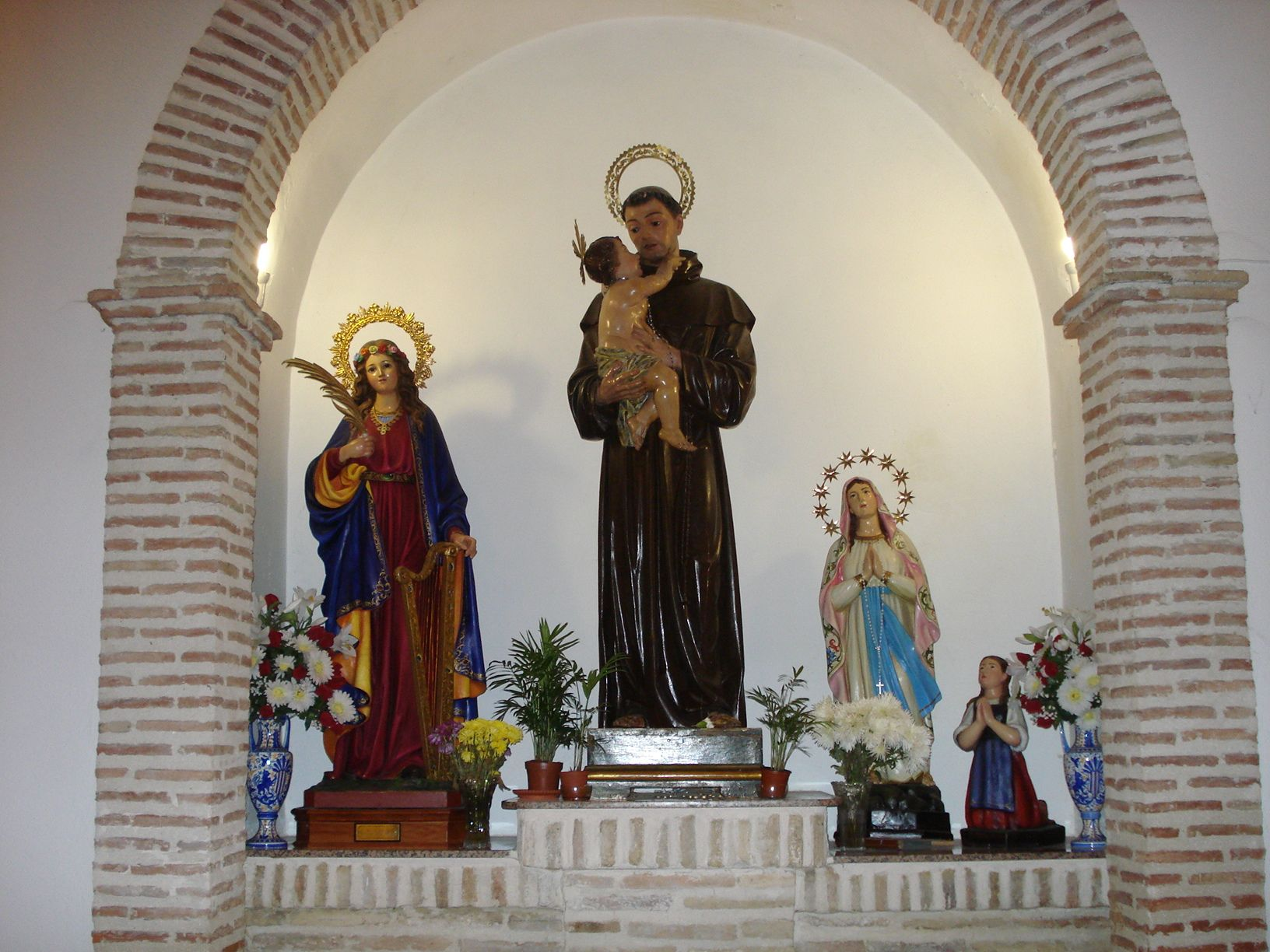 capilla de San Antonio