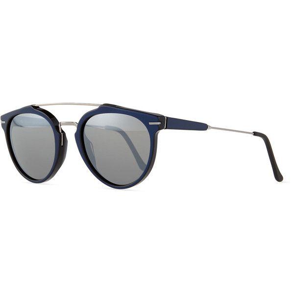c5a1f7872dd Super by Retrosuperfuture Giaguaro Ponente Sunglasses (5