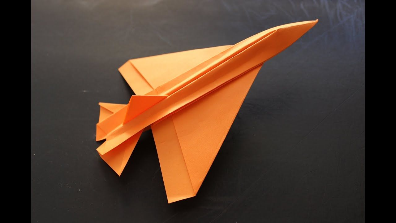 Origami paper planes making Cool paper crafts, Paper