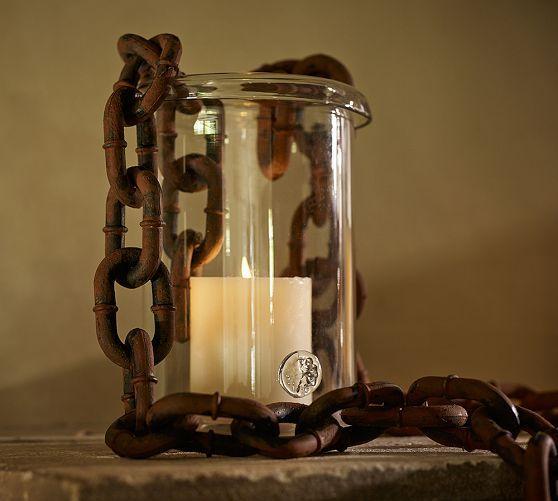 Chain Link Vase Filler Pottery Barn Halloween Pinterest - halloween decorations indoor ideas