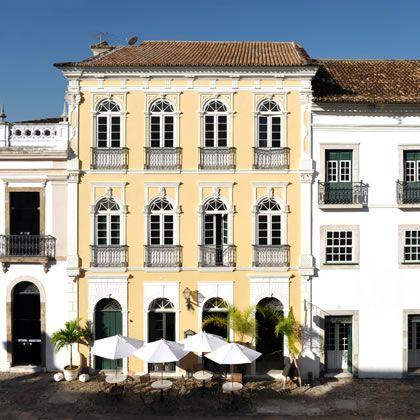 Hotel Salvador de Bahia : La Villa Bahia