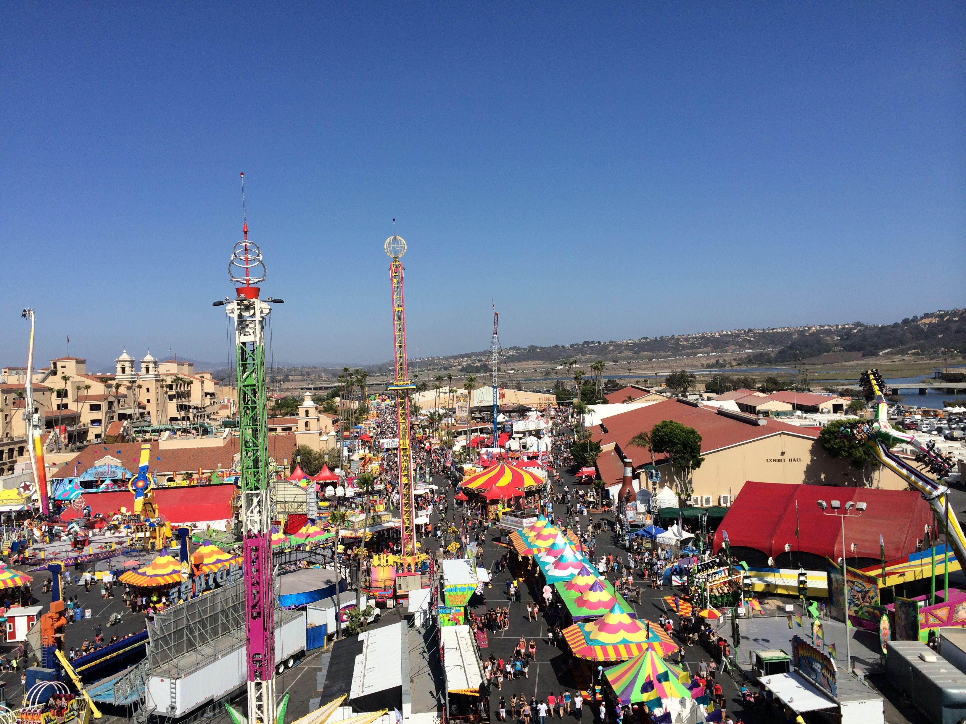 Del Mar Fair San Diego, CA