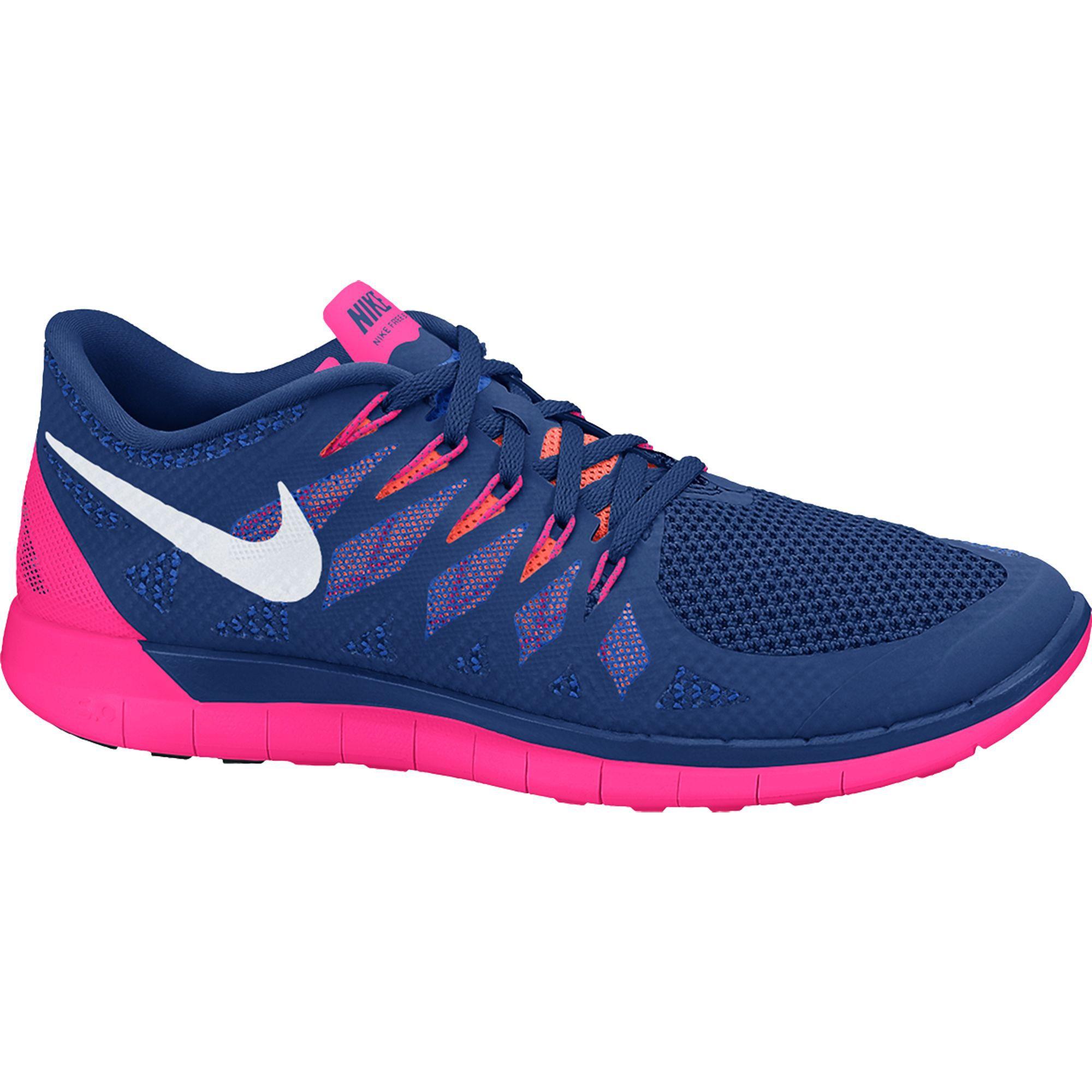 Nike Women's Free 5.0 Shoes - FA14 | Training Running Shoes