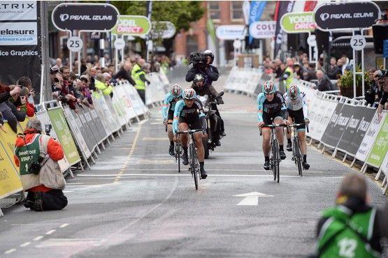 Pearl Izumi Tour Series kicks off in Stoke on Trent
