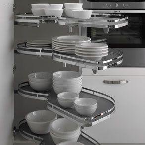 Best Kitchen Corner Cabinet Storage Solutions Corner Storage 400 x 300