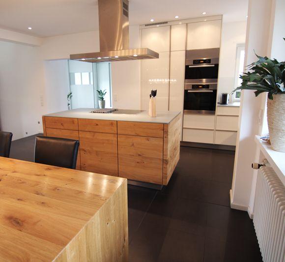 Dunkler Boden Kuche Aus Holz Modern Rustikale Kuche Kuche Einrichten Kuche