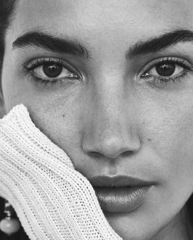 Lily Aldridge Goes Bohemian By David Bellemere For Vogue