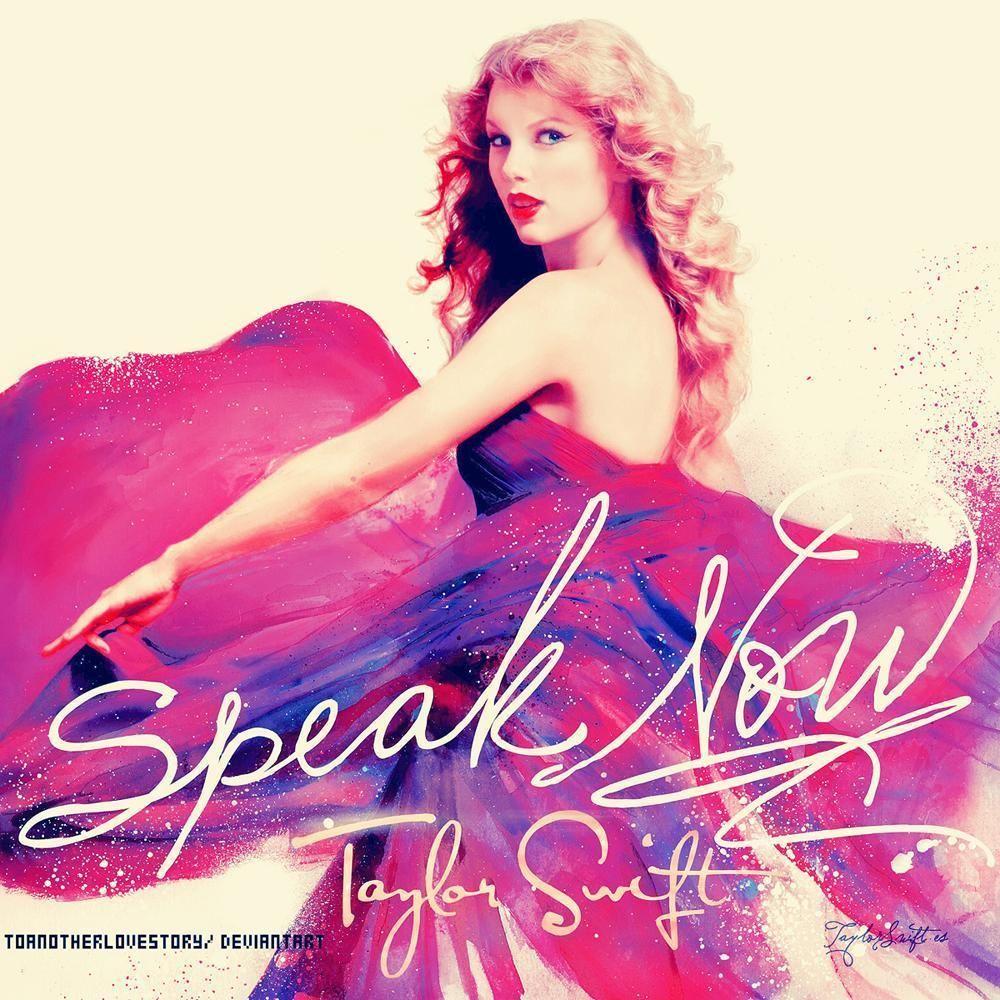 Taylor Swift Taylor Swift Album Taylor Swift Speak Now