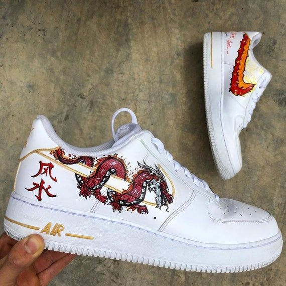 air force 1 dragon