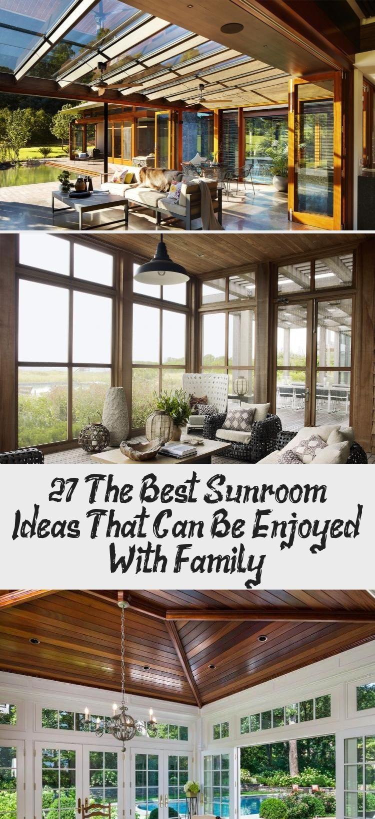 Photo of 27+ The Best Sunroom Ideas That Can Be Enjoyed With Family – Bilgi Tahtası