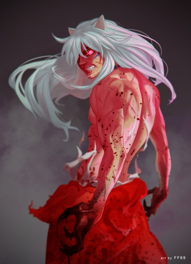 Photo of Inuyasha by FF69 on DeviantArt
