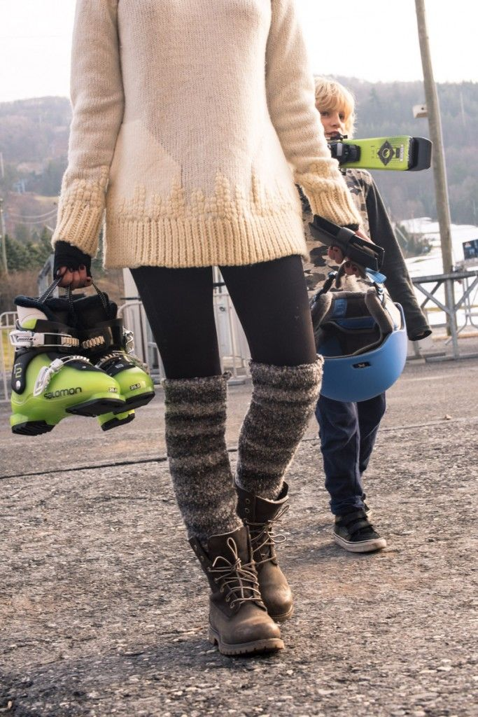 Four Ways To Wear Hiking Boots Fashion Hiking Boots