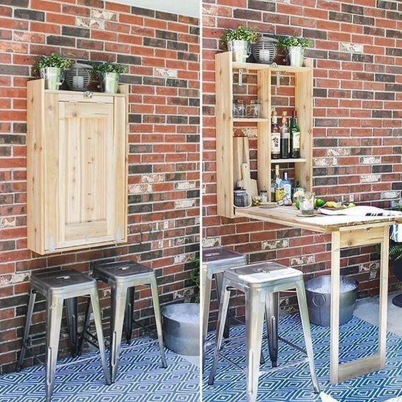 Photo of 70 migliori idee per progettare un mini-bar in un appartamento con balcone – Decorazioni per la casa
