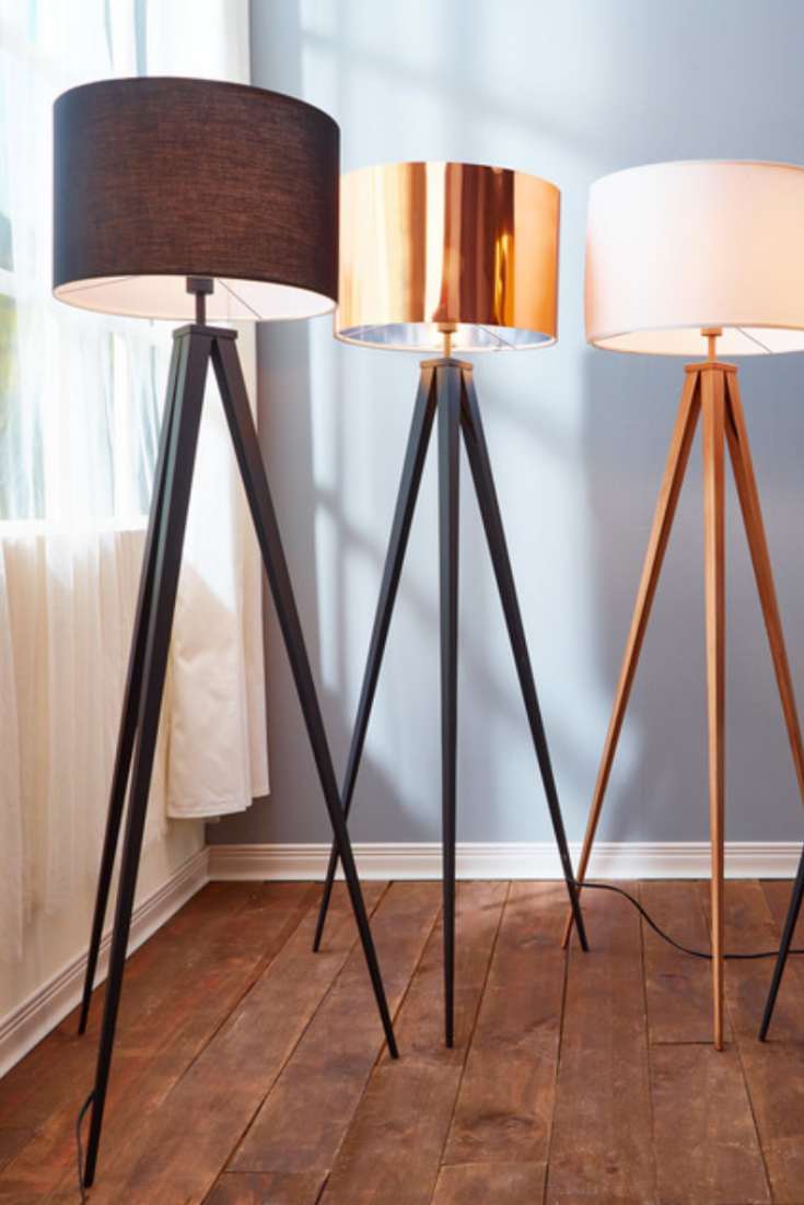 The Best Floor Lamps According To Interior Designers Cool Floor Lamps Floor Lamp Lamp