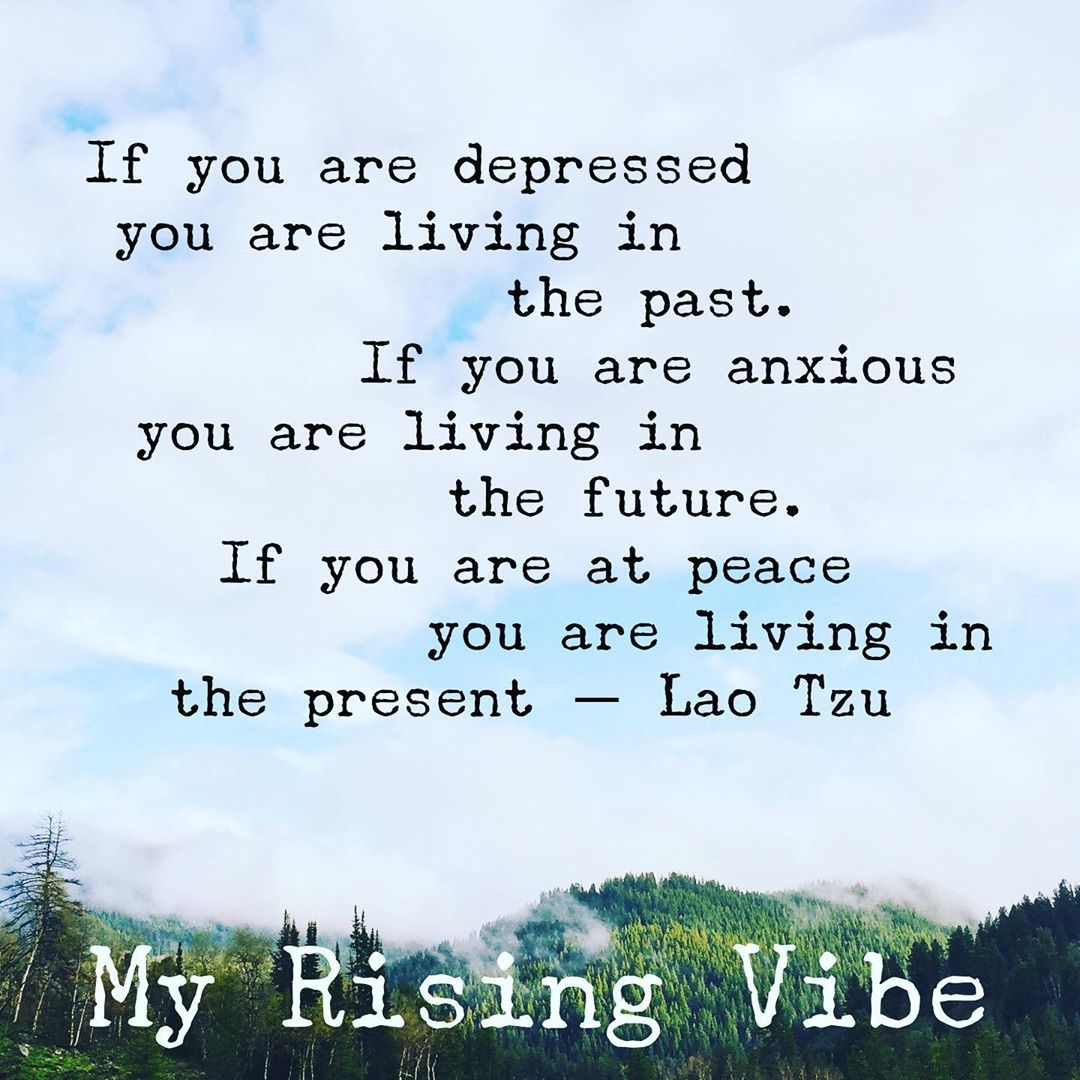 My Rising Vibe On Instagram This Quote Is A Great Reminder To Be