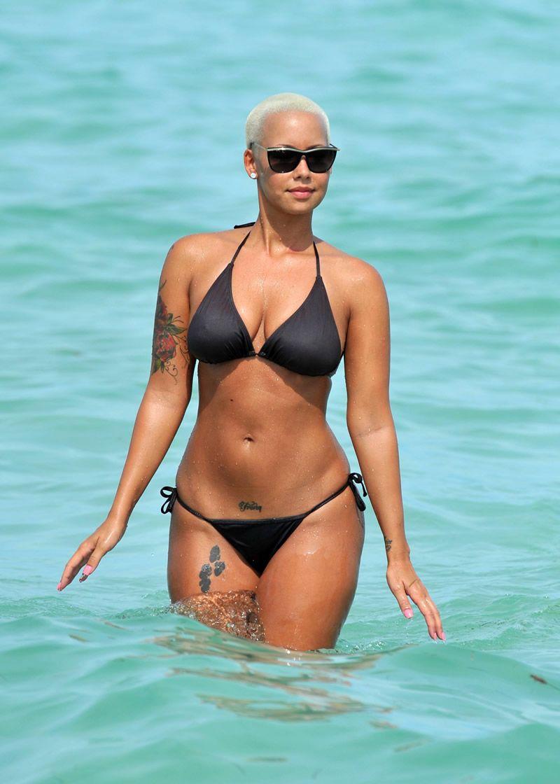 Amber Rose got a bangin ass body. | Motivation | Frau, Sexy, Kurvige frauen