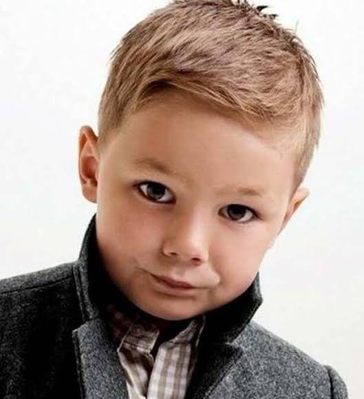 Pin By Cate On Wyatt Boy Haircuts Short Toddler Haircuts Toddler Boy Haircut Fine Hair