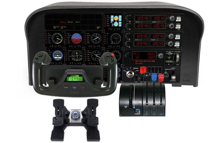 a2a8d267bd6 Flight Simulator and Licensed Cessna Pro Flight Sim Products | Saitek.com