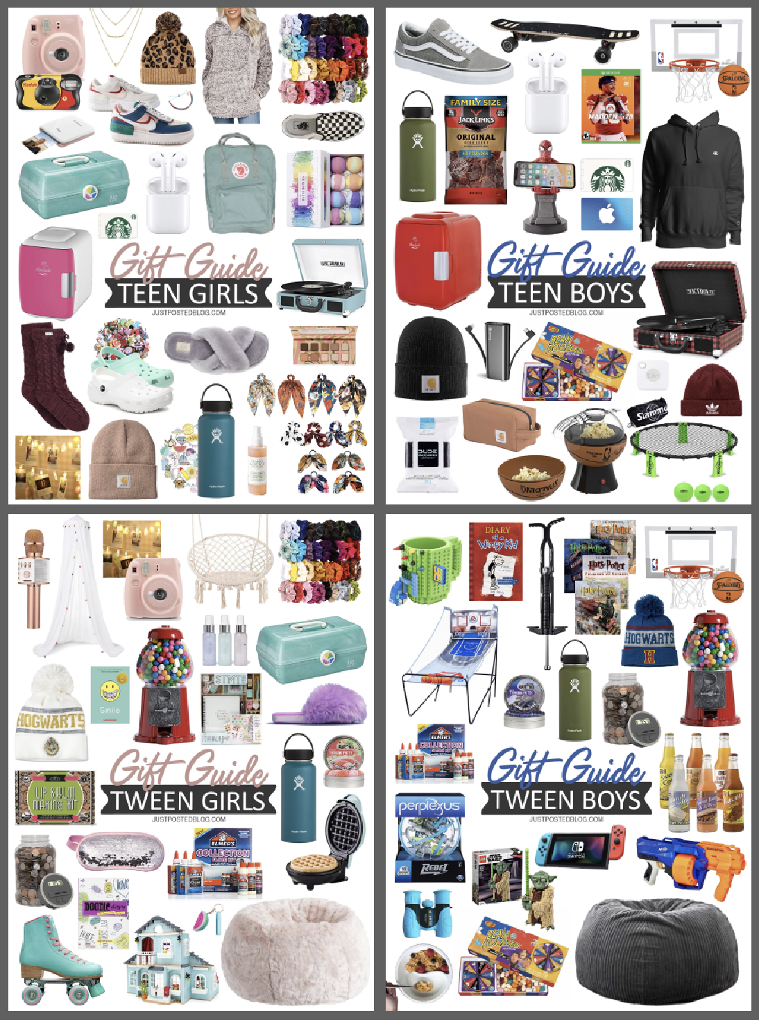 Holiday Gift Ideas for Teens and Tweens -   19 christmas gift for teenage girl ideas