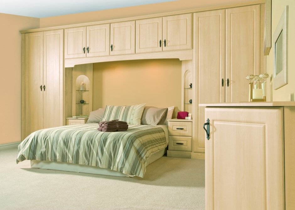 Bury Canadian Maple Bedroom From Www Pricekitchens Co Uk Bedroom London Croydon Fitted Bedrooms Fitted Bedroom Furniture Bedroom