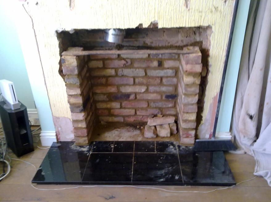 Brick Fire Surrounds For Woodburning Stoves Google